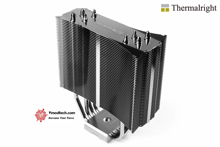 pic1 Thermalright MUX 120 Black CPU Heatsink