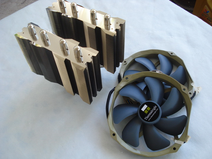 1 Thermalright SILVER ARROW CPU Heatsink