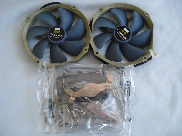 3 Thermalright SILVER ARROW CPU Heatsink