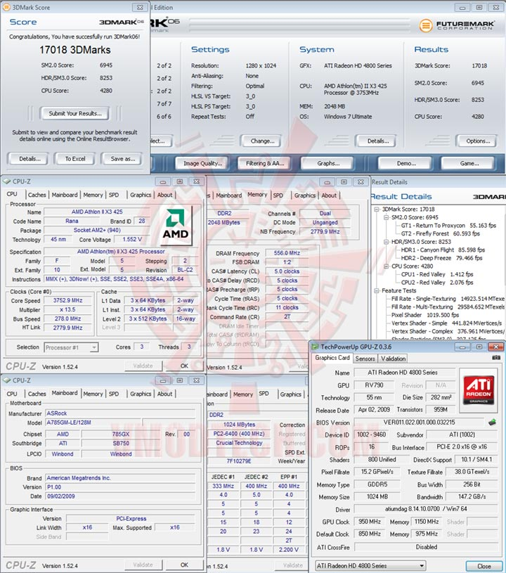 06x3 AMD Athlon II X3 425 Unlocks Core & L3 Cache Review