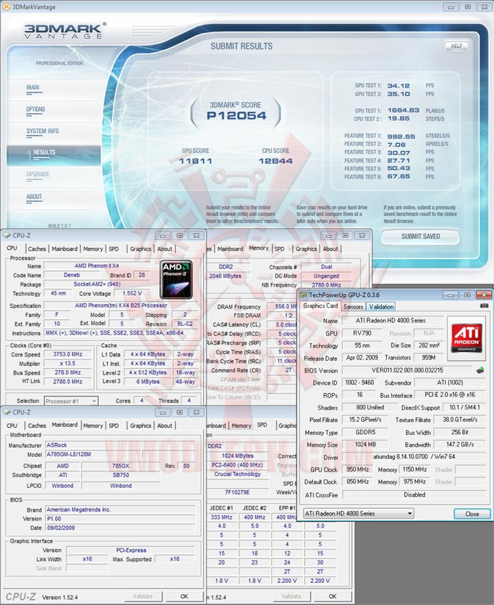 07x4 AMD Athlon II X3 425 Unlocks Core & L3 Cache Review