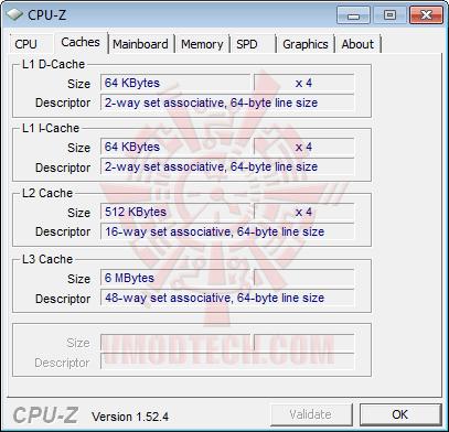 cpuz4 AMD Athlon II X3 425 Unlocks Core & L3 Cache Review