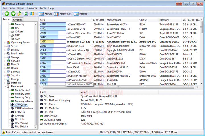 e2x4 AMD Athlon II X3 425 Unlocks Core & L3 Cache Review