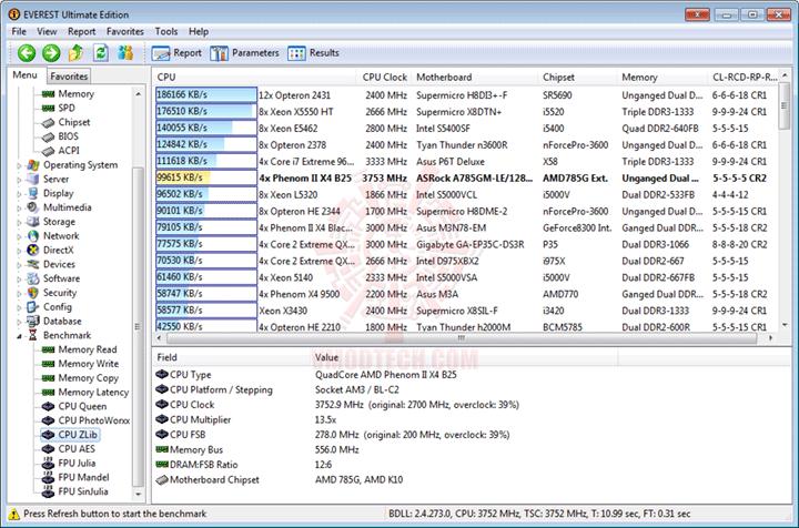 e4x4 AMD Athlon II X3 425 Unlocks Core & L3 Cache Review
