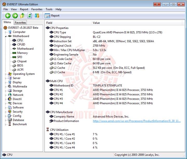 er1x4 AMD Athlon II X3 425 Unlocks Core & L3 Cache Review