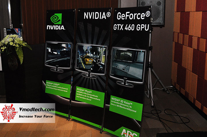 "1 บรรยากาศงาน ""DIRECTX 11 DONE RIGHT NVIDIA GeFORCE GTX 460 GPU"""