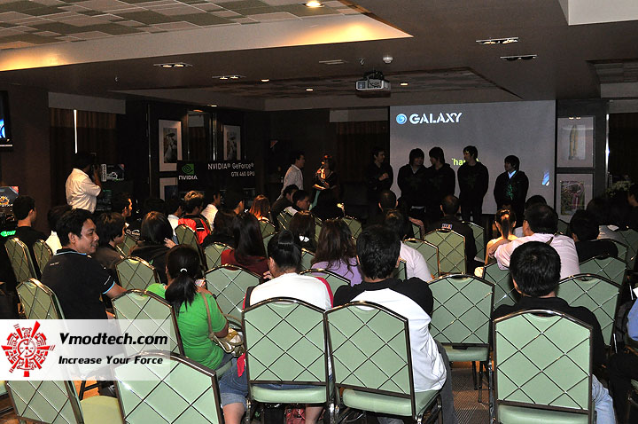 "10 บรรยากาศงาน ""DIRECTX 11 DONE RIGHT NVIDIA GeFORCE GTX 460 GPU"""