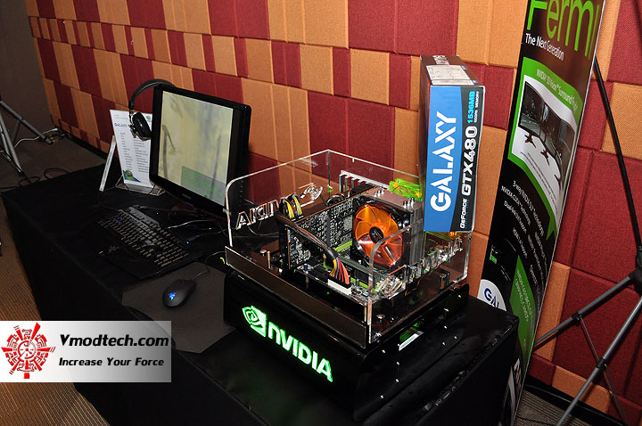 "3 บรรยากาศงาน ""DIRECTX 11 DONE RIGHT NVIDIA GeFORCE GTX 460 GPU"""