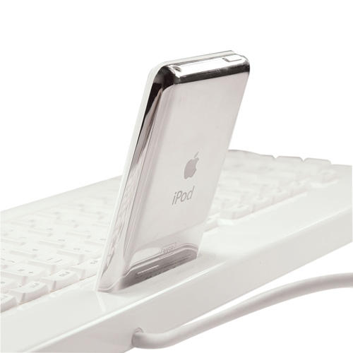 """razer protype gallery1 ARC ส่ง Keyboard """"Razer Pro Type"""" สีขาว ดูดี มีสไตล์ ให้คุณได้จับจองเป็นเจ้าข้าวเจ้าของกันแล้ววันนี้ !"""