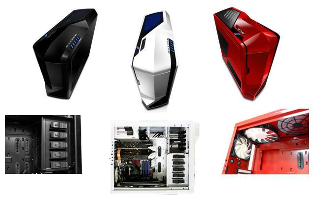 """phantom """"ARC"""" ส่ง Case Nzxt 2 รุ่นใหม่ล่าสุด """"Phantom & Vulcan"""" อวดโฉมให้ได้สัมผัสกันแล้ววันนี้ !!"""