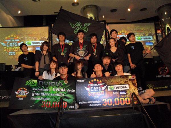 """sam 0314 """"Razer"""" อุปกรณ์เกมส์ชั้นนำระดับโลก พร้อมลุย มหกรรมเกมส์ครั้งยิ่งใหญ่ Big Festival 2010"""