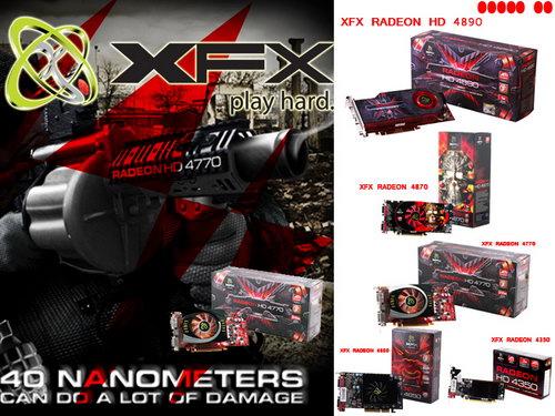 xfx ati ARC พร้อมลุยตลาด ค่ายแดง เดินหน้าเต็มที่ ต้อนรับกระแส จะถูกจะแพง ARC ขอแดง ไว้ก่อน!