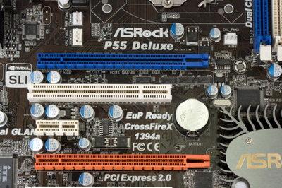 2924 01 คอมเซเว่นเปิดตัว ASRock P55 Deluxe ตอบรับการประมวลผลบนชิปเซต Intel P55