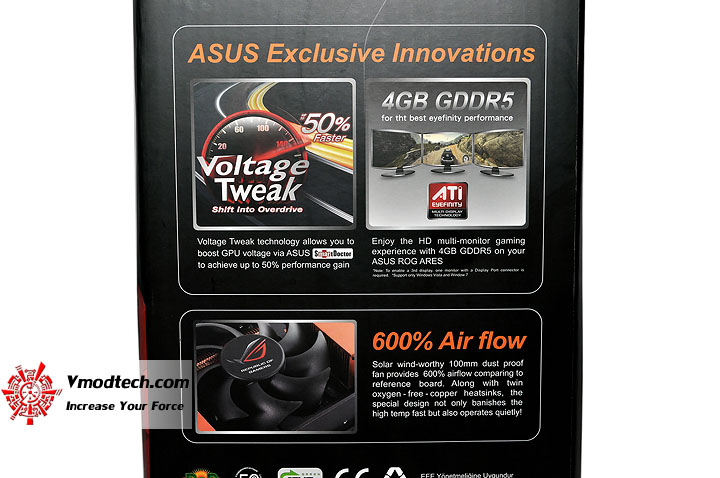 dsc 0012 ASUS ARES HD 5870 X2 4GB GDDR5 Review