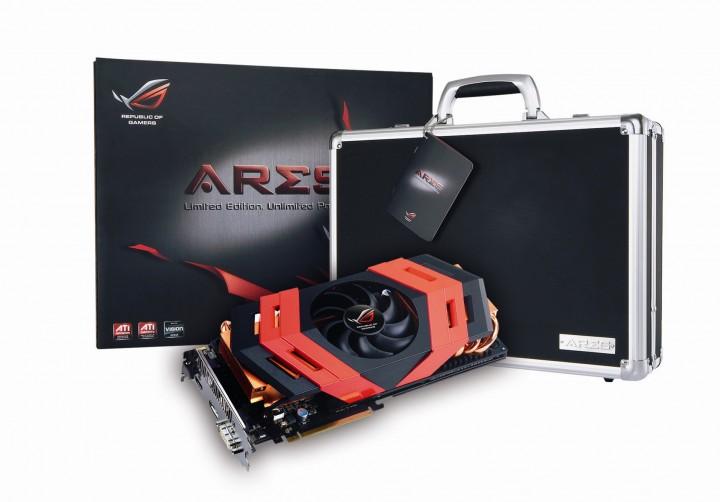 asus rog ares graphics card 720x502 อัสซุส ส่ง กราฟิกการ์ด ARES ในซีรี่ย์ ROG (Republic of Gamers) รุ่นลิมิเต็ด เอ็ดดิชั่น มีเพียง 3 ชุดในประเทศไทย