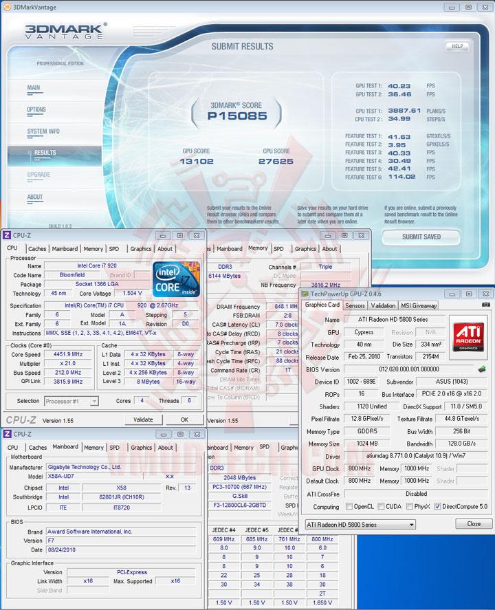 07np df ASUS EAH5830 DirectCU HD 5830 1GB GDDR5 Review