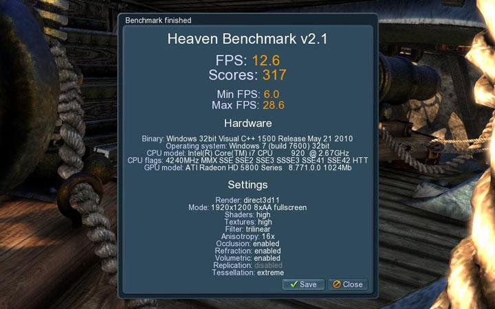 08 ov ASUS EAH5830 DirectCU HD 5830 1GB GDDR5 Review