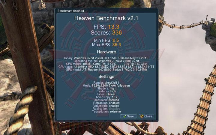 uh df ASUS EAH5870 V2 HD 5870 1024MB DDR5 Review