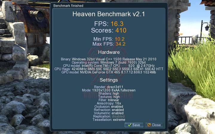 08 df ASUS ENGTX465 GeForce GTX 465 1GB GDDR5 Review