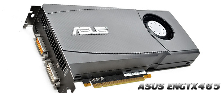 asus engtx465 ASUS ENGTX465 GeForce GTX 465 1GB GDDR5 Review