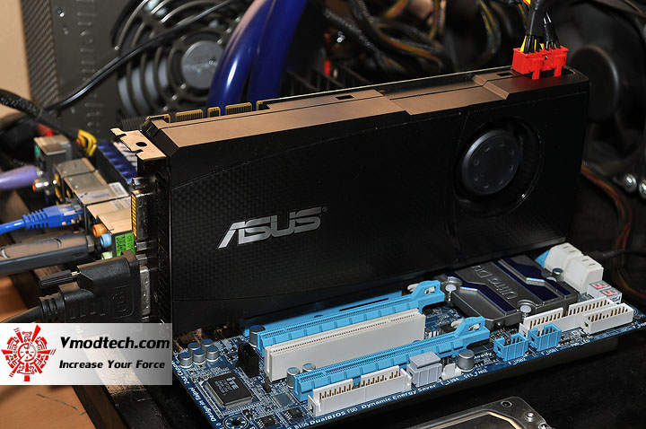dsc 0056 ASUS ENGTX465 GeForce GTX 465 1GB GDDR5 Review