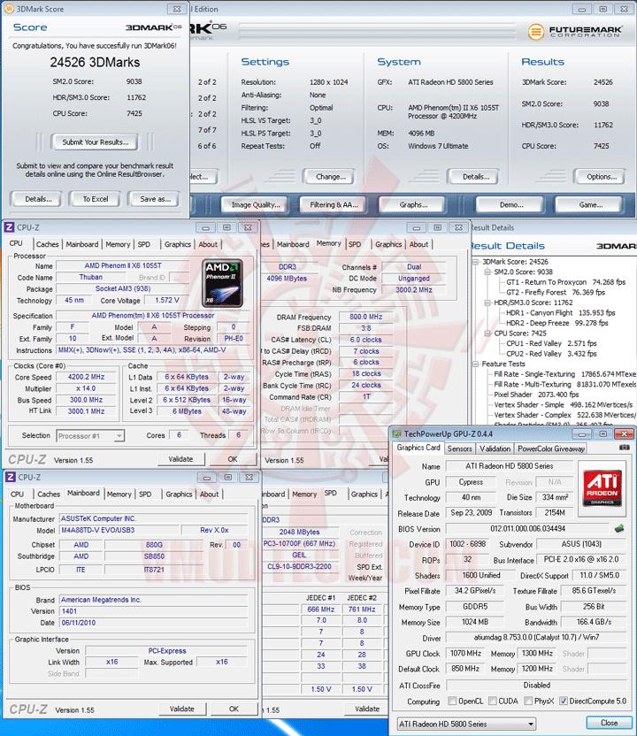 06 ASUS M4A88TD V EVO/USB3 Xtreme Design Motherboard Review
