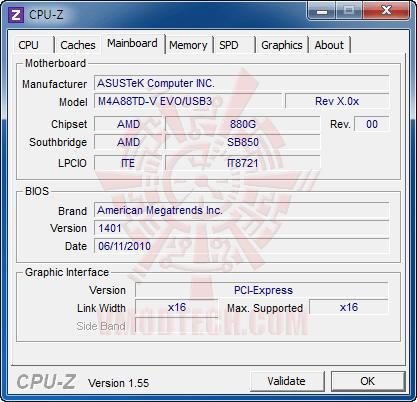 c3 ASUS M4A88TD V EVO/USB3 Xtreme Design Motherboard Review