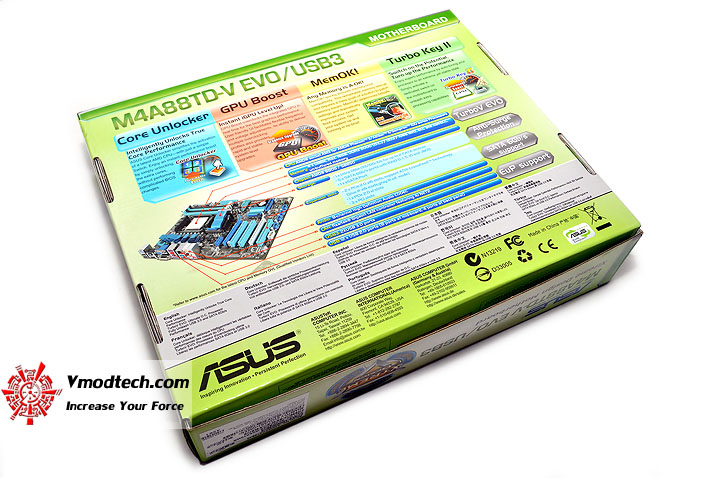 dsc 0108 ASUS M4A88TD V EVO/USB3 Xtreme Design Motherboard Review