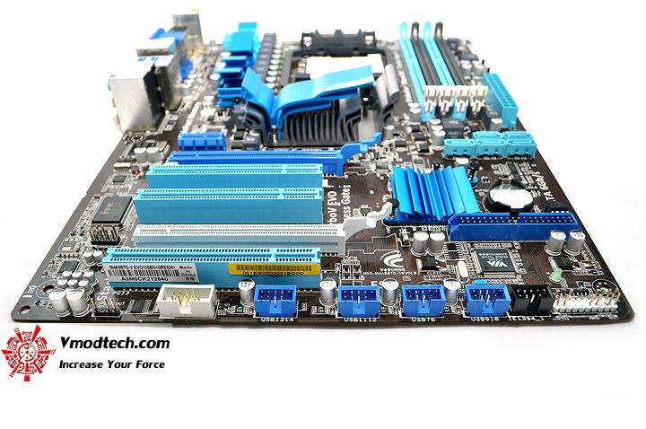 dsc 0125 ASUS M4A88TD V EVO/USB3 Xtreme Design Motherboard Review