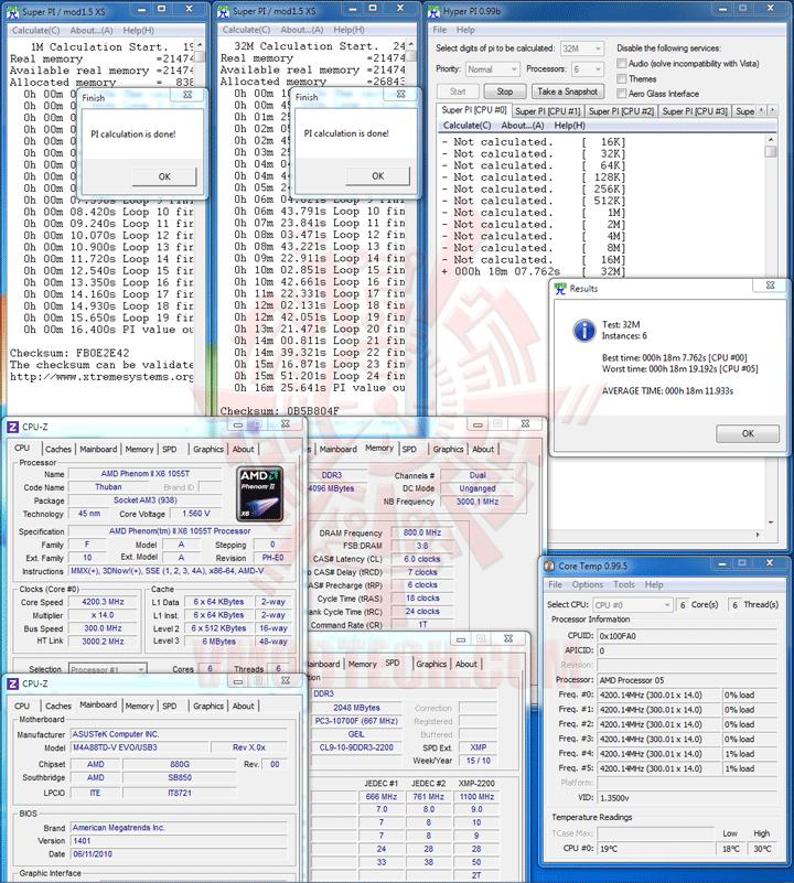 spi32 4200 ASUS M4A88TD V EVO/USB3 Xtreme Design Motherboard Review
