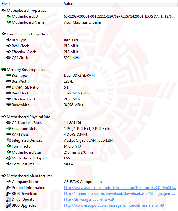 ed1 ASUS MAXIMUS III GENE :Review