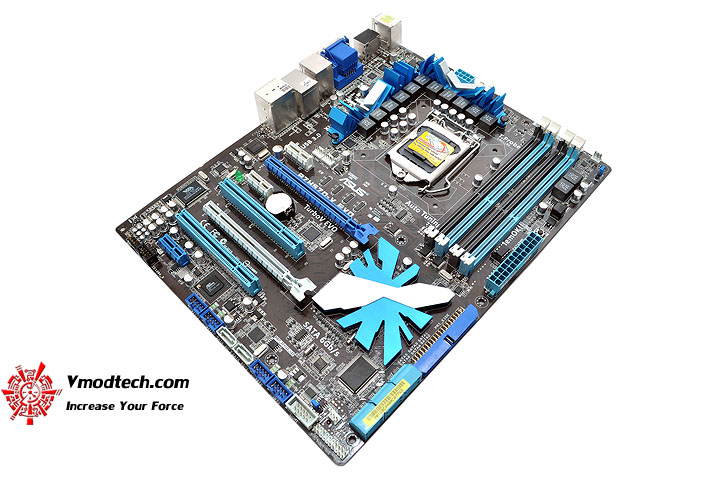 dsc 0039 ASUS P7H57D V EVO Motherboard Review