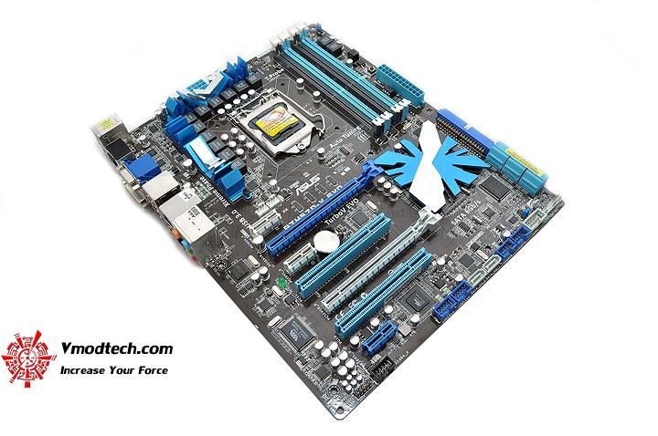 dsc 0040 ASUS P7H57D V EVO Motherboard Review