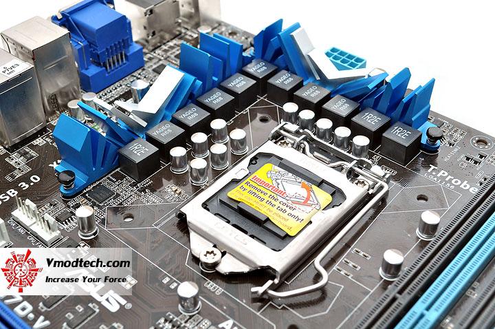 dsc 0042 ASUS P7H57D V EVO Motherboard Review