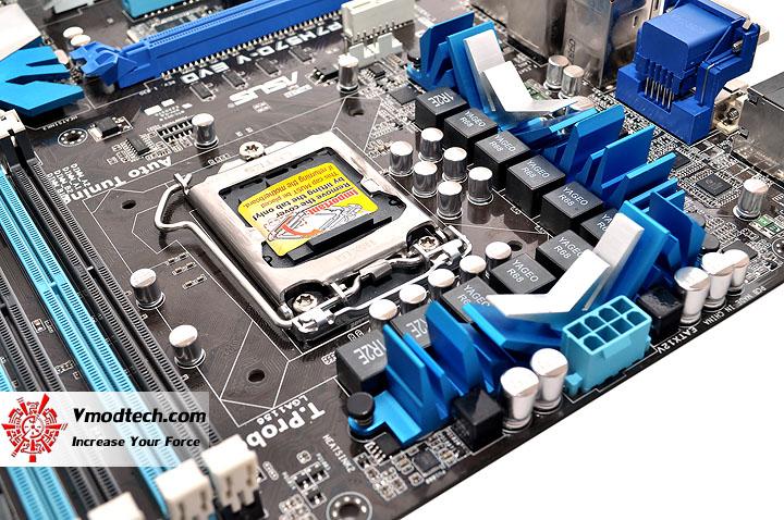 dsc 0043 ASUS P7H57D V EVO Motherboard Review