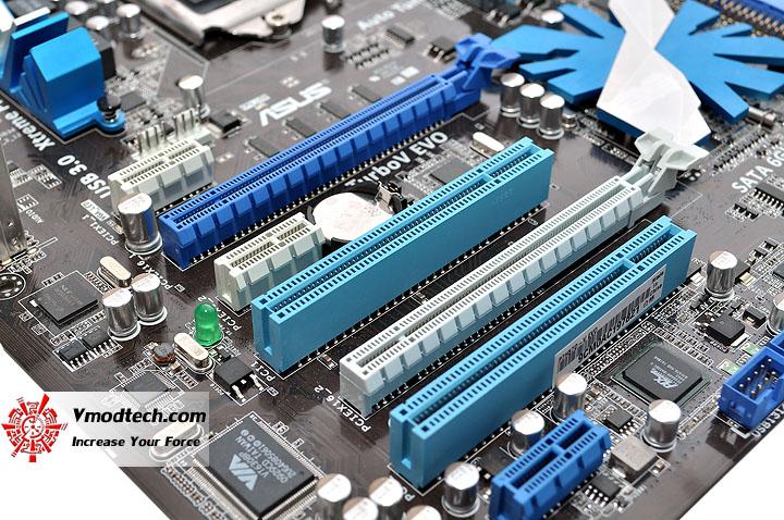 dsc 0046 ASUS P7H57D V EVO Motherboard Review