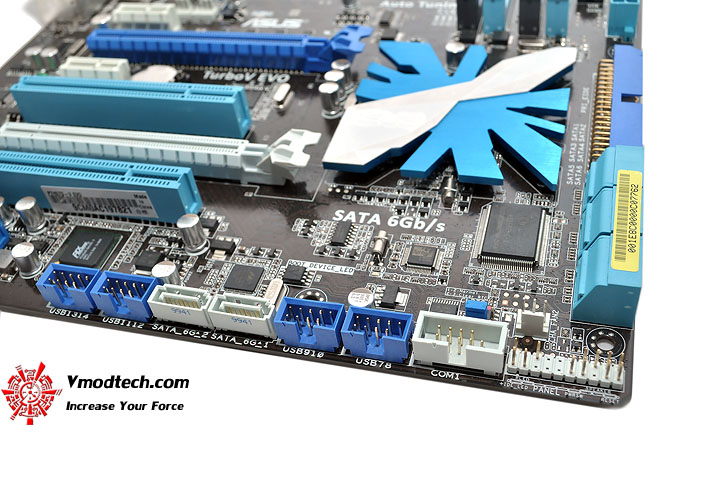 dsc 0050 ASUS P7H57D V EVO Motherboard Review