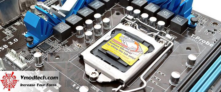 p7h57d v evo 1 ASUS P7H57D V EVO Motherboard Review