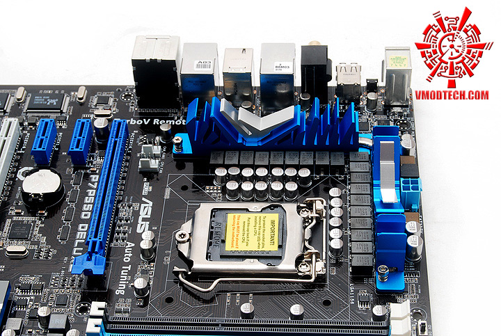 dsc 0021 ASUS P7P55D Deluxe Preview
