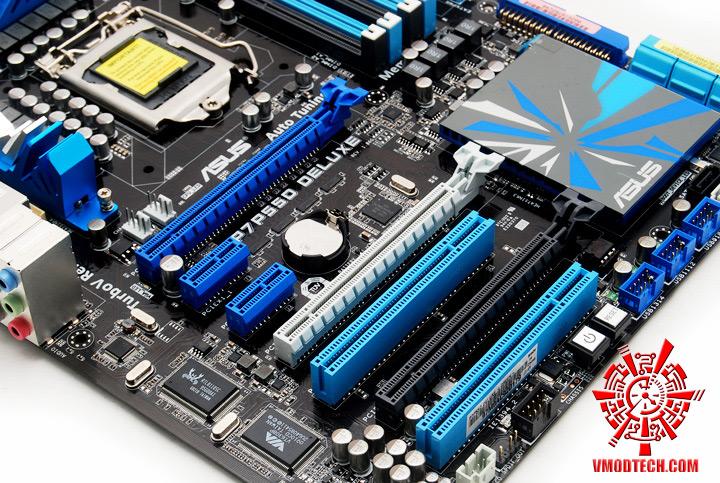 dsc 0028 ASUS P7P55D Deluxe Preview