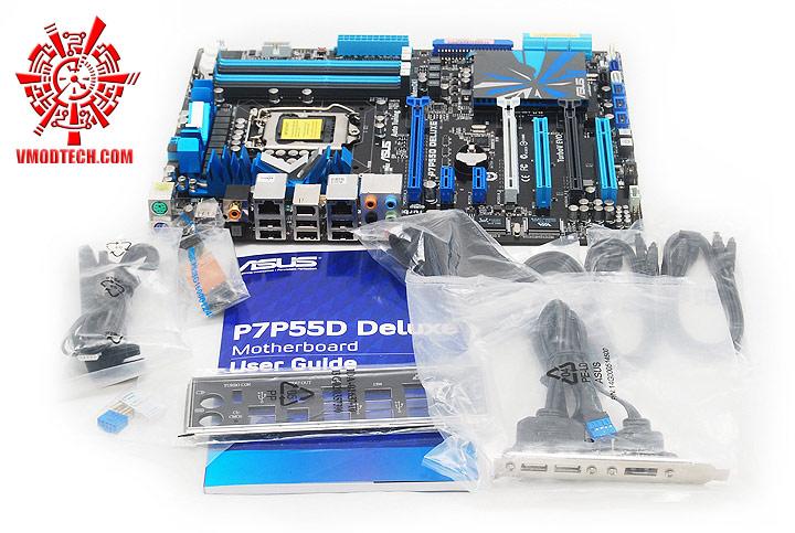dsc 0029 ASUS P7P55D Deluxe Preview