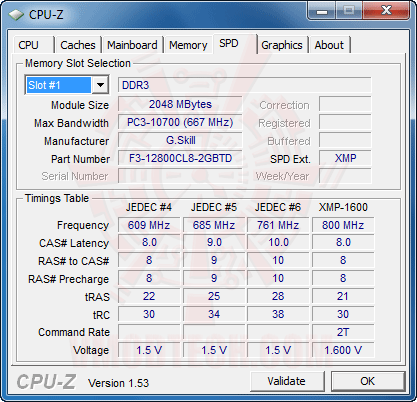 cpuz5 ASUS P7P55D E Premium : Review