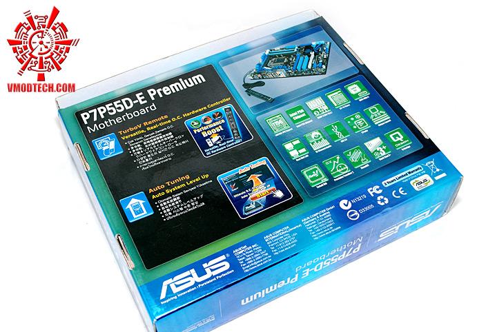 dsc 8024 ASUS P7P55D E Premium : Review
