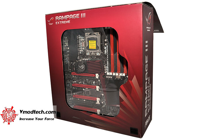 dsc 0165 ASUS RAMPAGE III EXTREME Motherboard Review