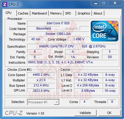 c1 ASUS Rampage III GENE Micro ATX Motherboard Review