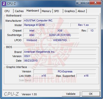 c3 ASUS Rampage III GENE Micro ATX Motherboard Review