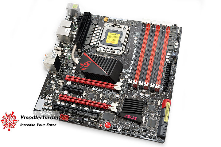 dsc 0086 ASUS Rampage III GENE Micro ATX Motherboard Review