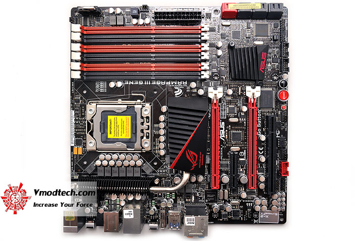 dsc 0097 ASUS Rampage III GENE Micro ATX Motherboard Review