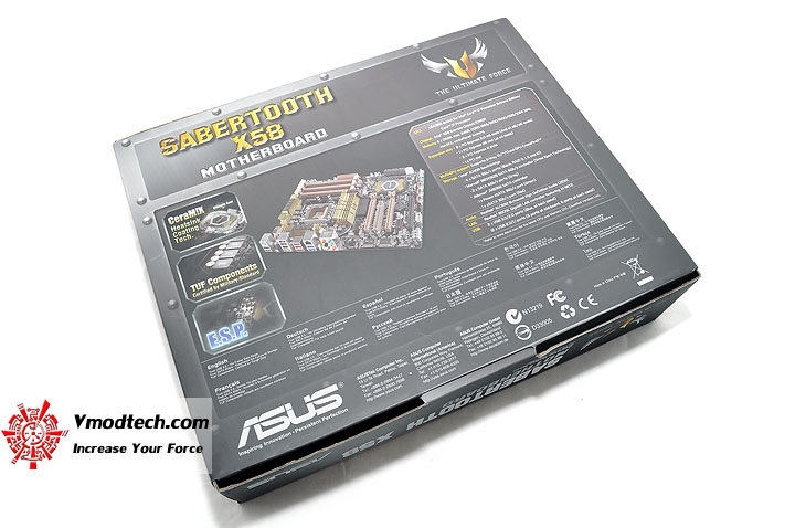 dsc 0005 ASUS SABERTOOTH X58 Motherboard Review