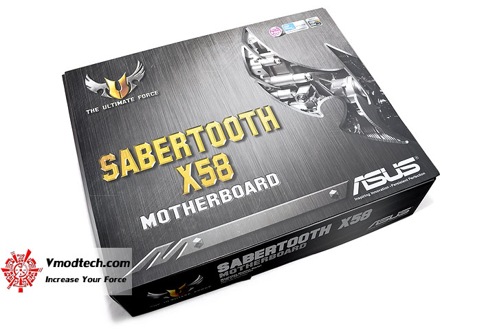 dsc 0006 ASUS SABERTOOTH X58 Motherboard Review